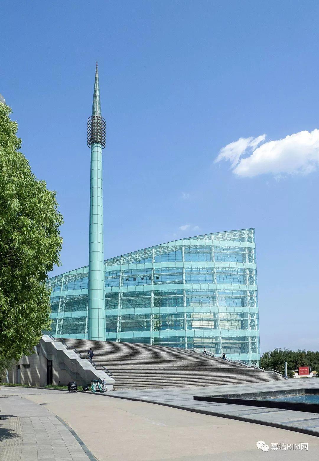 经典工程解析:远大造,河南艺术中心(金属屋面介绍NO.1)