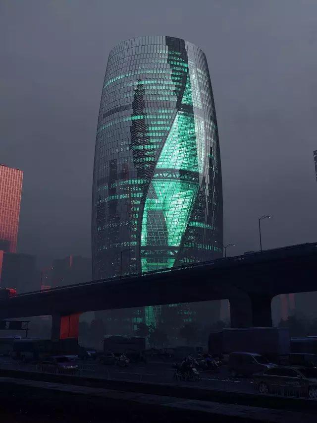耗资28亿!扎哈在中国的最后遗作终于全部完成!施工难度堪比鸟巢!