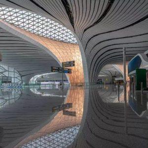 项目巡礼丨No.7 走进北京大兴国际机场