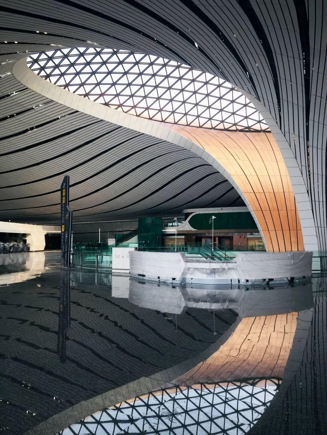 走进北京大兴国际机场