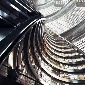 项目巡礼丨No.19 198米世界最高中庭建筑惊艳北京,丽泽SOHO