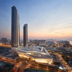 南京青奥中心:一座地标建筑的诞生