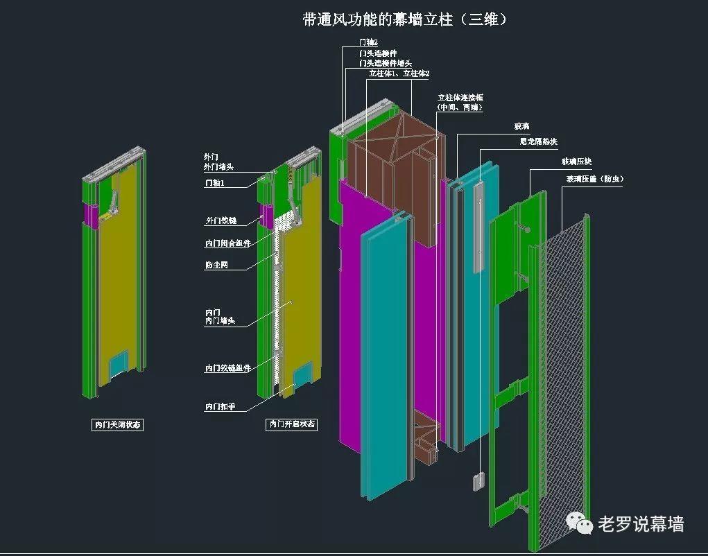 探索 | 遮阳百叶作为幕墙结构