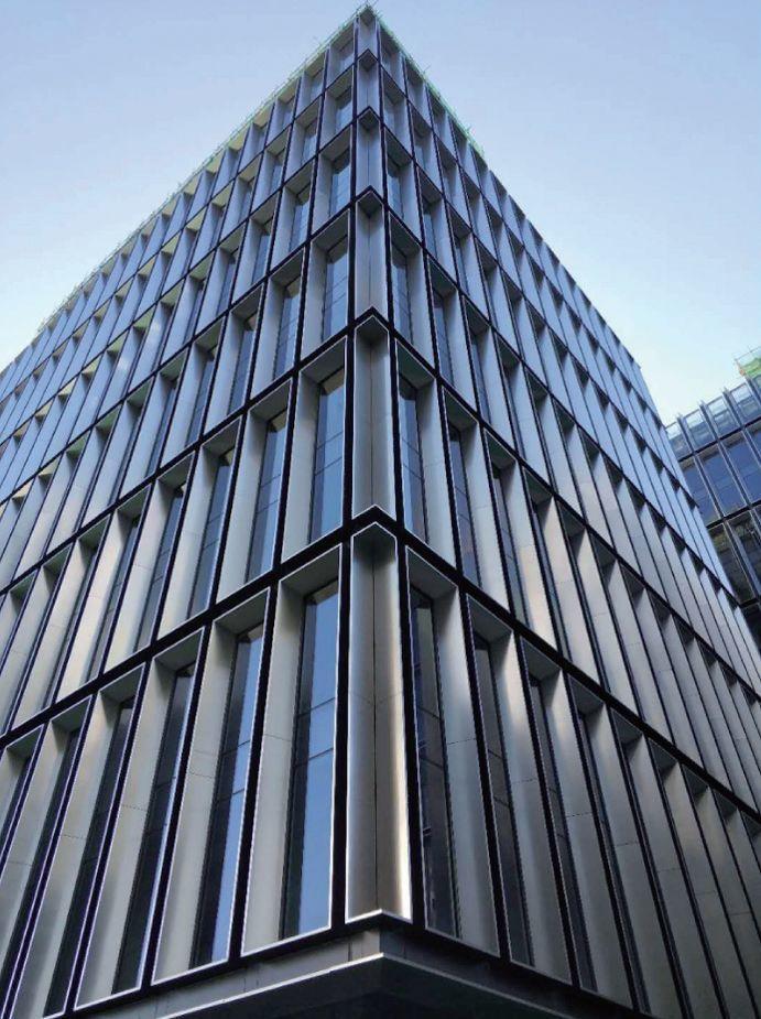 【BCW】落户北京的小米新总部,幕墙用了啥新技术?