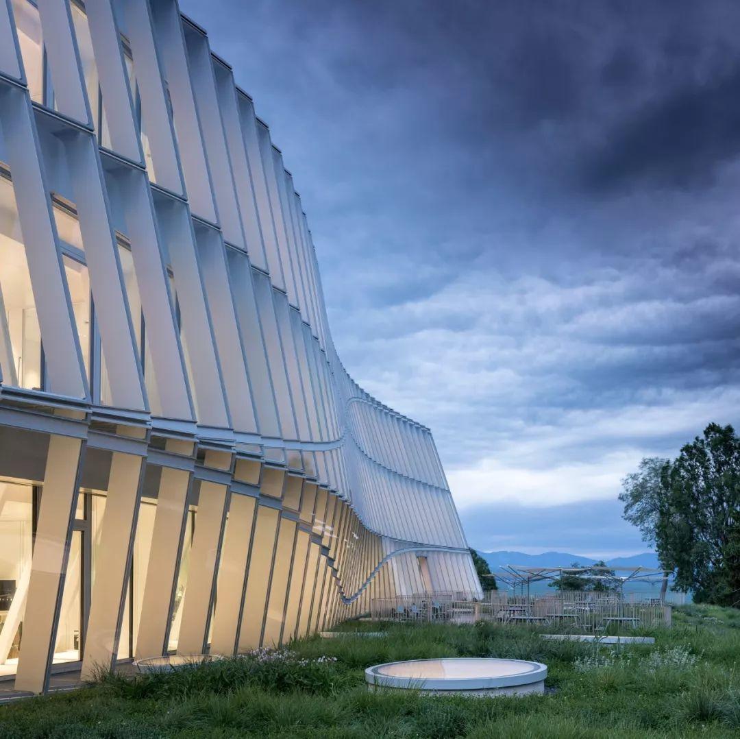 【BCW】百褶裙成音乐厅,丹麦这个神仙事务所每次出手都够震撼!