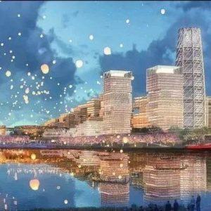 资讯丨No.9 千年大计,雄安新区最新规划图发布,多张效果图抢先看!