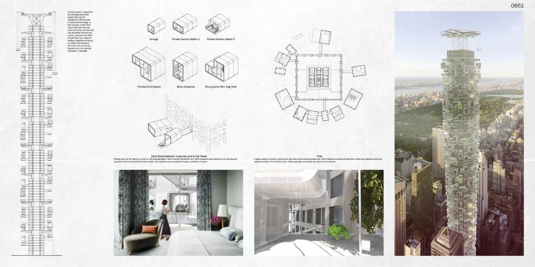 2020 eVolo 摩天楼竞赛获奖方案公布,中国获奖者横扫榜单