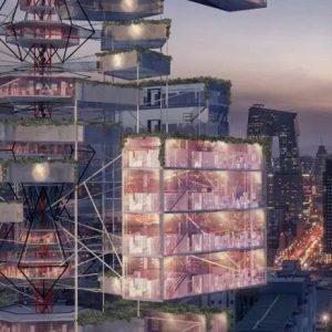 资讯丨No.12 2020 eVolo杂志 摩天楼竞赛获奖方案公布,中国获奖者横扫榜单