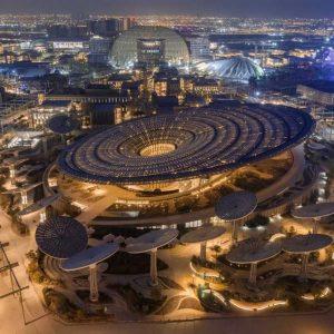 项目巡礼丨No.18 豪掷80亿的迪拜世博会,效果图酷炫狂拽,建成后令人惊艳